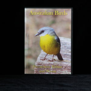 Australian Birds DVD Flycatchers, Robins and Wrens