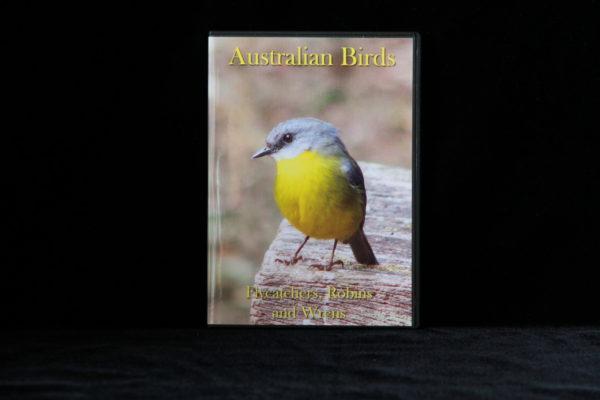 Australian Birds DVD Flycatchers, Robins and Wrens