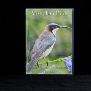 Australian Birds DVD Honeyeaters, Wattlebirds and Friarbirds