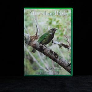 Australian Birds DVD Finches, Thornbills and Bowerbirds