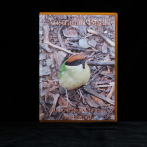 Australian Birds DVD Bustards, Babblers and Butcherbirds