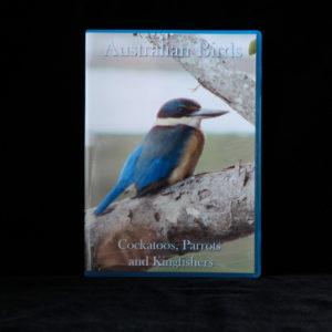 Australian Birds DVD Cockatoos, Parrots and Kingfishers